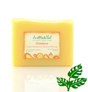 Gaina sensitive skin natural soap